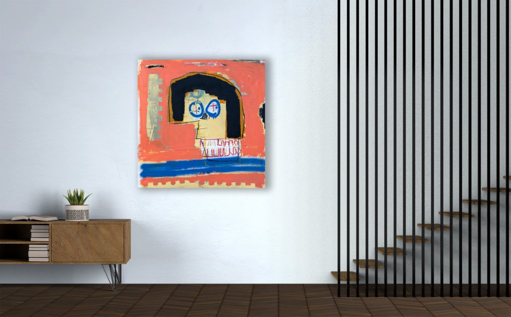 Small (Under 100cm) paintings