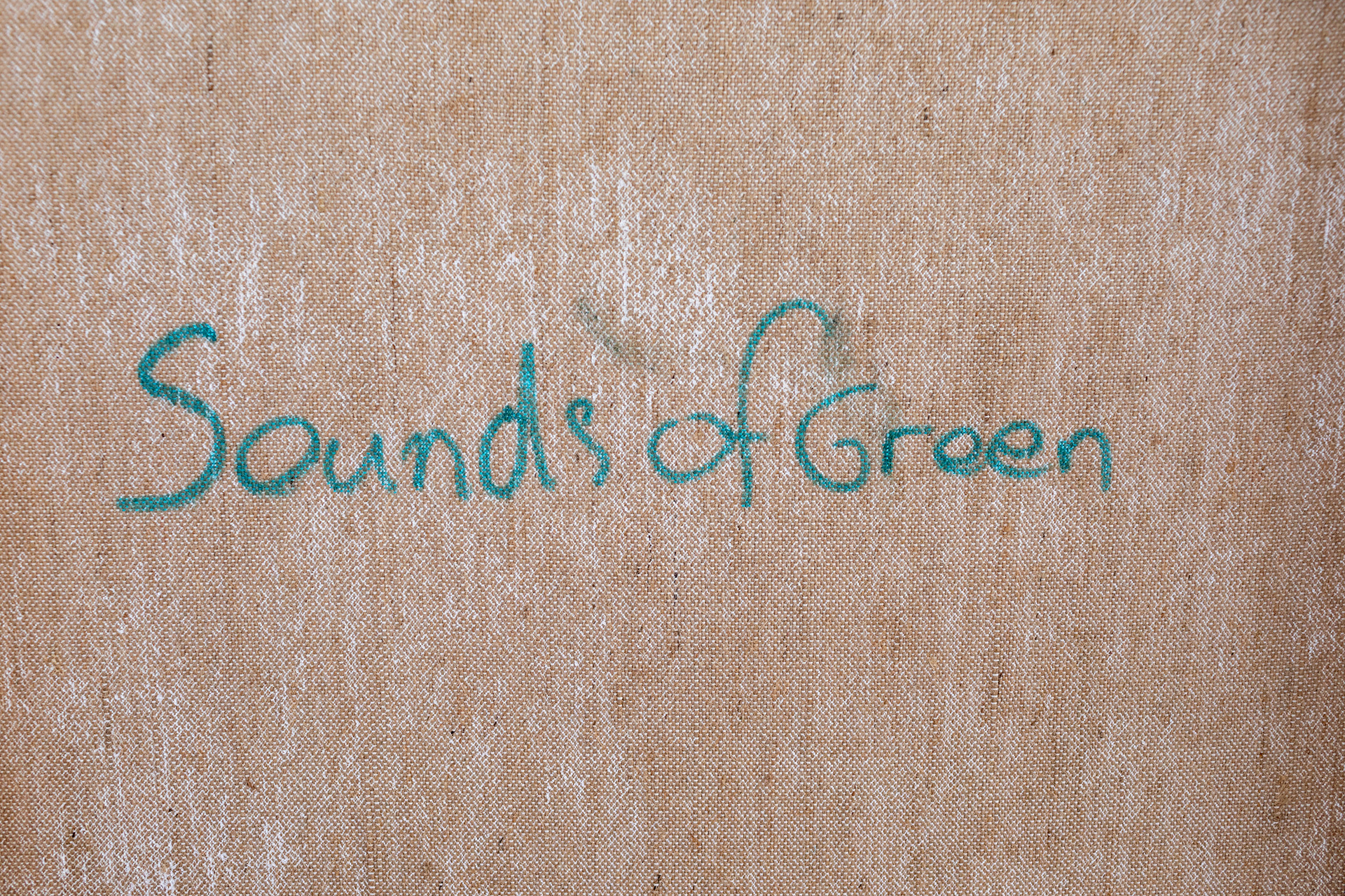 Sounds of green