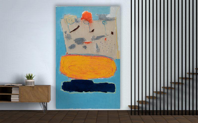 Large (150cm-300cm) paintings